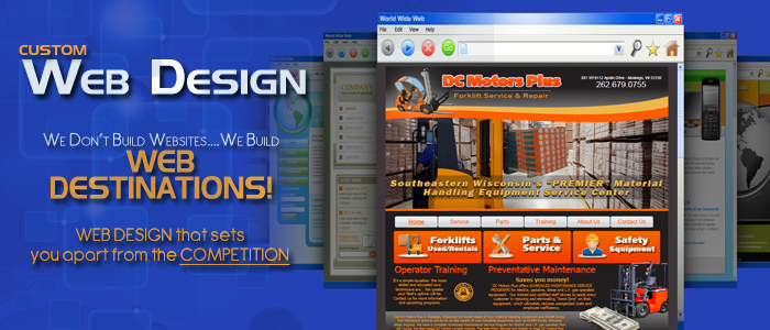 Chaney Systems Web Design