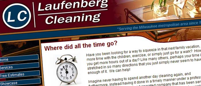 Laufenberg Cleaning